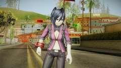 God Eater 2: Rage Burst - Yoshino Kouzuki