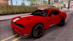Dodge Challenger Hellcat Consept