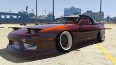 Nissan 240SX BN Sports III