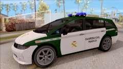 Dinka Perennial MPV Spanish Police