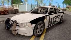 Dodge Charger Los Santos Police Department 2010 pour GTA San Andreas