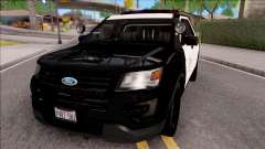 Ford Explorer Police Interception
