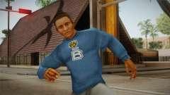 Bo Jackson from Bully Scholarship für GTA San Andreas