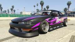Nissan Silvia S14 Kouki BN Sports