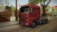 Mercedes-Benz Arocs SLT 4163 8x4 Euro 6 v1 pour GTA San Andreas