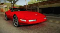 Chevrolet Corvette C4 FBI 1996 für GTA San Andreas
