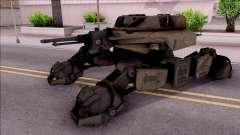 Mobile Art-Installation COD: Advance Warfare für GTA San Andreas