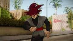 DBX2 - Goku Black SSG v2 pour GTA San Andreas