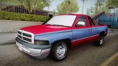 Dodge Ram 2500 Towtruck