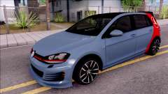 Volkswagen Golf 7 GTI Turkish Airlines pour GTA San Andreas