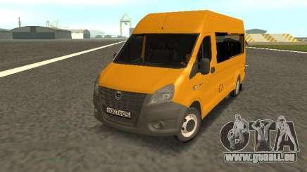 GAZ-A65R35 GAZelle PROCHAIN Bus pour GTA San Andreas