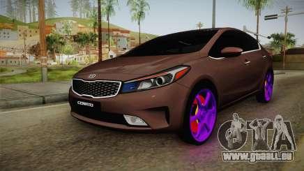 Kia Cerato Eccentric pour GTA San Andreas