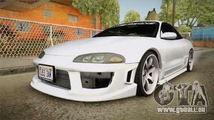 Mitsubishi Eclipse GSX купе für GTA San Andreas