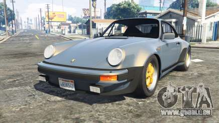 Porsche 911 Turbo 3.3 (930) 1982 [add-on] pour GTA 5