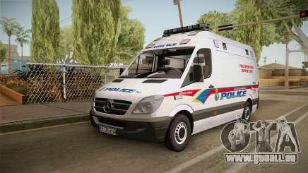 Mecerdes-Benz Sprinter YRP für GTA San Andreas