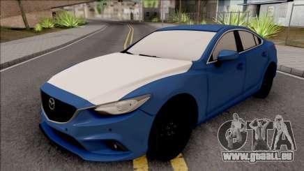 Mazda 6 Standard 2015 für GTA San Andreas