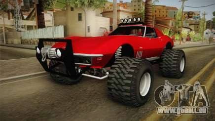 Chevrolet Corvette C2 Stingray Off Road pour GTA San Andreas