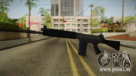 FN FAL Short Barrel für GTA San Andreas