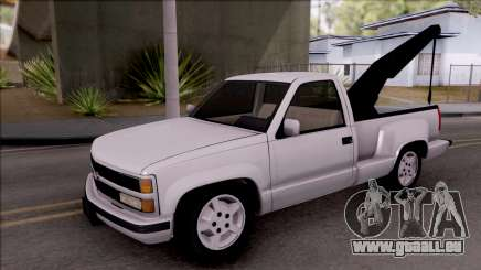 Chevrolet Grand Blazer Towtruck pour GTA San Andreas