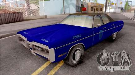 Plymouth Fury 1972 Housing Authority Police für GTA San Andreas
