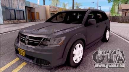 Dodge Journey 2009 für GTA San Andreas