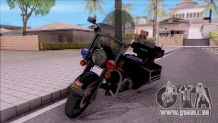Harley Davidson FLH 1200 Police 1988 für GTA San Andreas