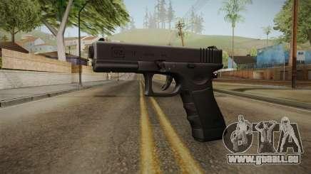 Glock 17 3 Dot Sight Pink Magenta für GTA San Andreas