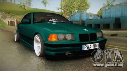 BMW M3 E36 Coupe pour GTA San Andreas