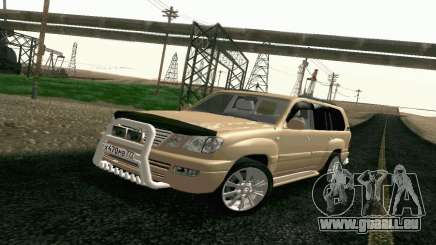 LEXUS LX470 Exclusive pour GTA San Andreas