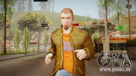 Gurney from Bully Scholarship pour GTA San Andreas