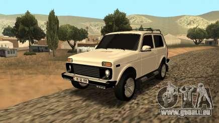 Lada Niva Urban Armenian für GTA San Andreas