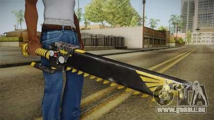 W40K: Deathwatch Chain Sword v2 pour GTA San Andreas