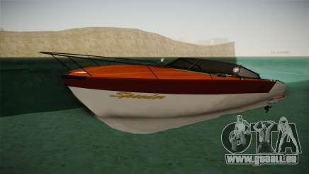 GTA 5 Speeder für GTA San Andreas