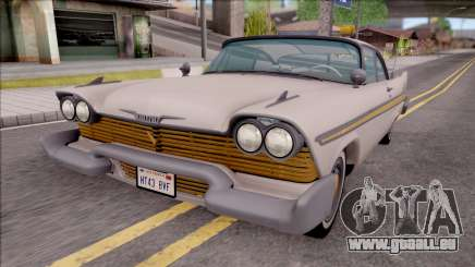 Plymouth Fury 1958 IVF pour GTA San Andreas