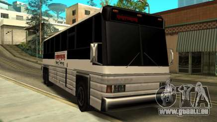 New Coach MFR Tuning 4X4 pour GTA San Andreas