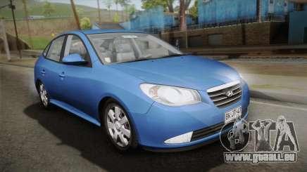 Hyundai Elantra 2008 pour GTA San Andreas