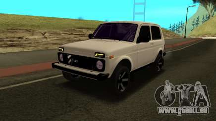 NIVA Armenian pour GTA San Andreas