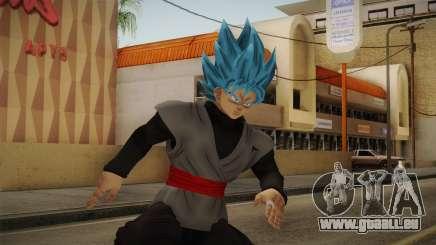 DBX2 - Goku Black SSJB v2 pour GTA San Andreas
