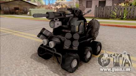 Mobile Turret From Titan Fall v1 pour GTA San Andreas