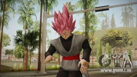 DBX2 - Goku Black SSJR v2 pour GTA San Andreas