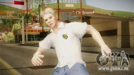 Trent Northwick from Bully Scholarship pour GTA San Andreas