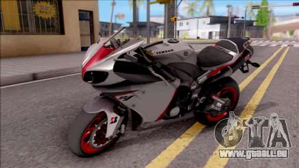 Yamaha YZF-R1 Stickers pour GTA San Andreas
