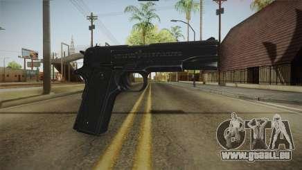 M1911 Pistol für GTA San Andreas