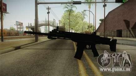 ACR Remington Assault Rifle für GTA San Andreas