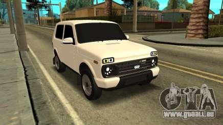Niva Urban Armenia pour GTA San Andreas