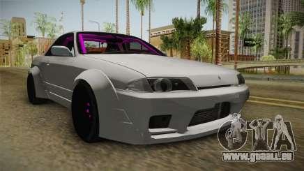 Nissan Skyline R32 Rocket Bunny für GTA San Andreas