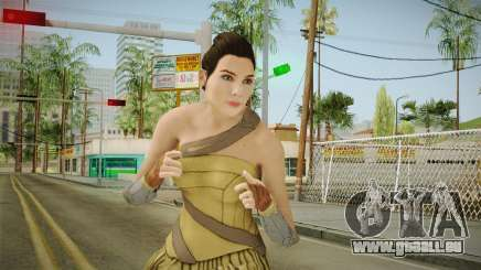 Wonder Woman (Amazon) from Injustice 2 pour GTA San Andreas
