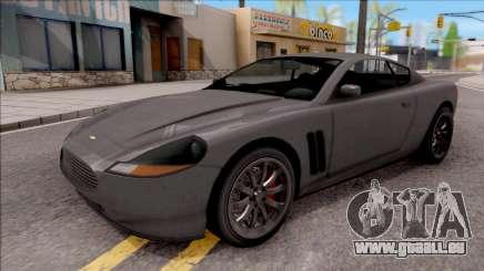 Dewbauchee Super GT für GTA San Andreas