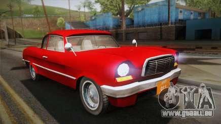 Driver: PL - Namorra für GTA San Andreas