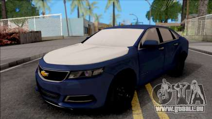 Chevrolet Impala LS 2017 pour GTA San Andreas